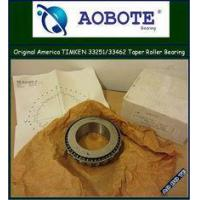 Automotive engineering ISO 9001 accreditationTapered Roller Bearing 33251 / 33462