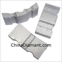 Wholesale Diamond Segments of Drill Bits - Turbo Shape from china suppliers