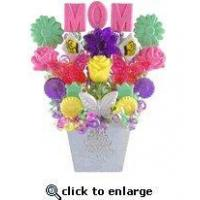 Wholesale Mother's Day Gifts - Celebrate Mom Candy Flower Bouquet from china suppliers