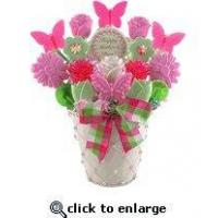 Wholesale Mother's Day Gifts Pearl Flower Lollipop Bouquet 2012 from china suppliers