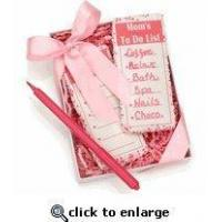 Wholesale Gifts for Mothers, Mom's To Do List from china suppliers