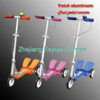 China Scooter Dual pedal scooter wholesale