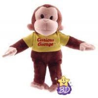 Wholesale Curious George Yellow Shirt Beanbag from china suppliers