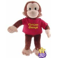 "Wholesale Curious George 12"" Classic George in Red Shirt from china suppliers"