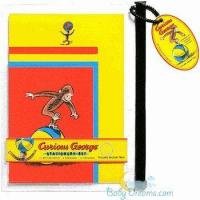 Wholesale Curious George Stationery Set from china suppliers