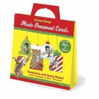 Wholesale Curious George Boxed Photo Ornament Cards from china suppliers