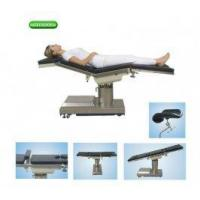Wholesale 24V medical instrument Mobile Electric operating table for C style arm and X - film from china suppliers