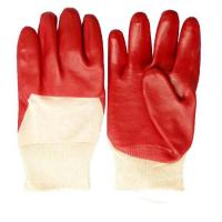 Wholesale cotton lining with pvc coated glove from china suppliers