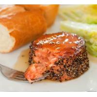 Wholesale Smoked Salmon Bacon Infused Salmon Mignons from china suppliers