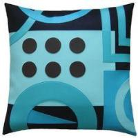 Wholesale 16 Inch Sublimation Printing Polyester / Cotton Decorative Personalized Pillow Cases from china suppliers