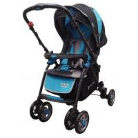 Wholesale Mondo Stroller Reversible W/Tray 501283-BLU from china suppliers