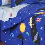 China Full/Queen Comforter Space boys wholesale