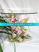 Wholesale Artificial Crafts(970) Angel Series Tea Table Resin Crafts from china suppliers