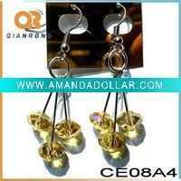 Wholesale 2011 Handmade Crystal Bead Earrings from china suppliers