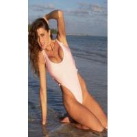 Wholesale One Piece SwimwearHigh-Cut Swimsuit from china suppliers