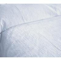 China Twin Comforters Twin Light Blue Chenille Bedspread wholesale