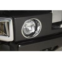 Wholesale Chrome Trim Accessories Putco Fog Lamp Overlays and Rings from china suppliers