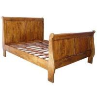 Wood Sleigh Beds Quality Wood Sleigh Beds For Sale