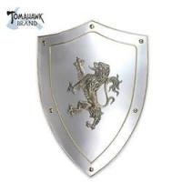 Wholesale Medieval ITEM: MED-1100-A1 Sword ROYAL LION MEDIEVAL SHIELD 24.75 inches tall. Class Sak-24 from china suppliers