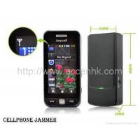 Wholesale Mini Cell Phone Signal Jammer 3G/GSM/CDMA GPS Bluetooth WIFI 2.4G WLAN Blocker from china suppliers