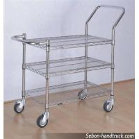 Wholesale Anti-static chroming RCA-AS031 net handcart from china suppliers