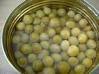 Wholesale Canned Green Pea from china suppliers