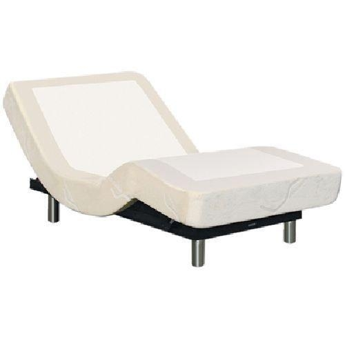 Adjustable Bed Frame Motor : Adjustable bed frame dual wall hugger motors massage