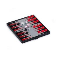 Magnetic Games MAGNETIC BACKGAMMON GAME