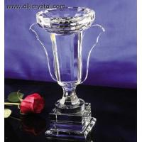 Wholesale Crystal Candle Holder CT-048 from china suppliers