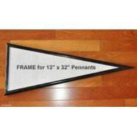 Frame for 13x32 inch pennants