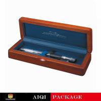 Wholesale Wooden Pen Boxes AQW-062 from china suppliers