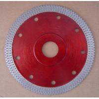 Wholesale Hot pressed Porcelain Super Thin Turbo Saw Blade from china suppliers