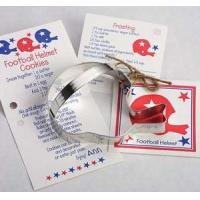 Wholesale Football Helmet Cookie Cutter from china suppliers