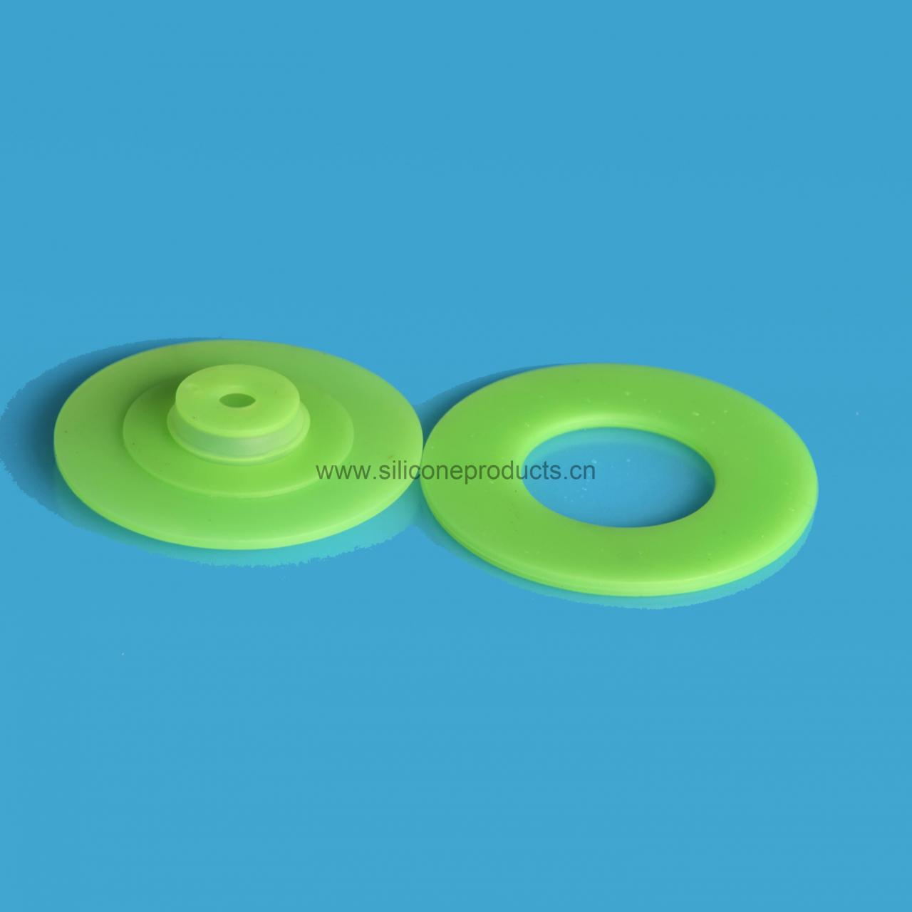 China Liquid silicone rubber (LSR) OEM gasket wholesale