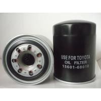 Wholesale 15601-68010 auto filter manufacturer high quality good price toyota oil filter (15601-68010) from china suppliers