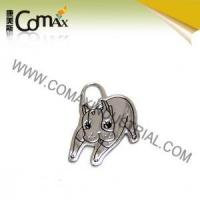 Wholesale Accessories for handbag and garment CMX-PU-048 Metal Fashion Cartoon logo accessories for bag from china suppliers