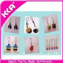 Quality Mobile phone ornament, mobile phone charms, cell phone accessory for sale