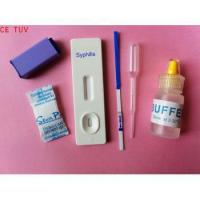 Wholesale One-stepTP Syphilis STD Test Model No.001348 from china suppliers