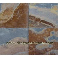 Wholesale Stone Type GST-15 Rusty Slate Tile  [ Rusty Slate ] from china suppliers