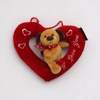 Valentine's Day products GB2850 heart lap dog