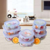 310ml Square Prep Meal Lunch Box
