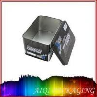 Wholesale gift metal box tin can for mobile phone/cellphone/smartphone from china suppliers