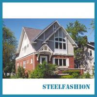3 storey light steel frame construction homes 368sqm