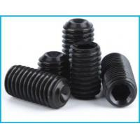 12.9-Level Headless Hexagon Screw Concave End Screws