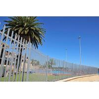 Cheap Wholesale Galvanized Used Wrought Iron Fencing For Sale