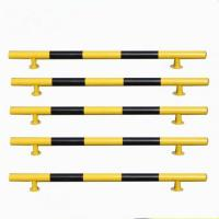 Economy Steel Wheel Stoppers Parking Block