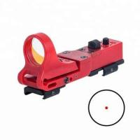 ANS hunting accessories Red Dot Reflex Sight with 20mm Picatinny Rail for Hunting Red