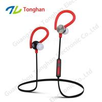 Wholesale Mp3 player mini earphone wireless bluetooth earphones ear hook bass 4.1 blue tooth for sports from china suppliers