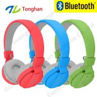 Wholesale Wireless sport bluetooth headphone blue tooth headset with fm radio from china suppliers