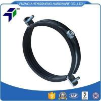 China Rubber Lined Pipe Clamp on sale